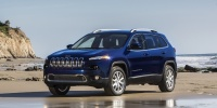 2017 Jeep Cherokee Sport, Latitude, Limited, Overland, Trailhawk V6 4WD Pictures