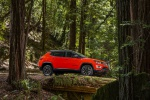 2019 Jeep Compass Trailhawk 4WD in Spitfire Orange Clearcoat - Static Side View