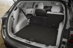 2020 Jeep Compass Limited 4WD Trunk with Rear Seats Folded