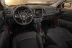 2020 Jeep Compass Trailhawk 4WD Cockpit
