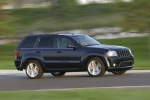 2010 Jeep Grand Cherokee SRT8 in color - Driving Side View