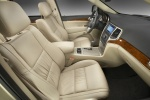 2013 Jeep Grand Cherokee Front Seats
