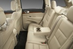 2013 Jeep Grand Cherokee Rear Seats