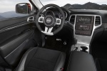 2013 Jeep Grand Cherokee SRT8 4WD Cockpit