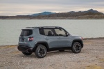 2016 Jeep Renegade Trailhawk 4WD in Glacier Metallic - Static Right Side View