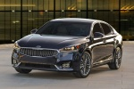 2017 Kia Cadenza in Gravity Blue - Static Front Left View