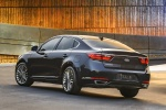 2017 Kia Cadenza in Gravity Blue - Static Rear Left View