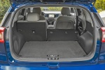 2018 Kia Niro Touring Hybrid Trunk with Rear Seats Folded