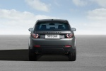 2017 Land Rover Discovery Sport HSE Luxury in Scotia Gray Metallic - Static Rear View