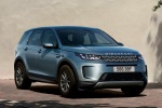 2020 Land Rover Discovery Sport P250 S in Byron Blue Metallic - Static Front Right View