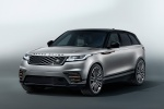 2018 Land Rover Range Rover Velar P380 HSE R-Dynamic in Silicon Silver - Static Front Left View
