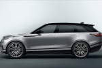 2018 Land Rover Range Rover Velar P380 HSE R-Dynamic in Silicon Silver - Static Left Side View