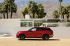 2019 Land Rover Range Rover Velar P250 SE R-Dynamic in Firenze Red Metallic from a side view