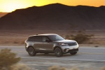2019 Land Rover Range Rover Velar P380 HSE R-Dynamic in Silicon Silver Premium Metallic - Driving Front Right Three-quarter View