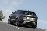 2019 Land Rover Range Rover Velar P380 HSE R-Dynamic in Silicon Silver Premium Metallic - Driving Rear Left View