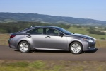 2015 Lexus ES 350 Sedan in Nebula Gray Pearl - Driving Side View