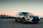 2017 Lexus ES 350 Sedan in Atomic Silver - Static Front Right View