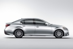 2015 Lexus GS 350 Sedan in Liquid Platinum - Static Right Side View