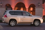 2013 Lexus GX460 in Satin Cashmere Metallic - Static Right Side View