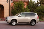 2013 Lexus GX460 in Satin Cashmere Metallic - Static Left Side View