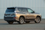 2015 Lexus GX460 in Nebula Gray Pearl - Static Rear Right Three-quarter View