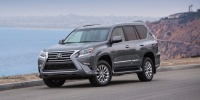 2017 Lexus GX460, GX 460 Luxury V8 AWD Review