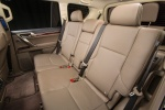 2018 Lexus GX460 Rear Seats in Sepia