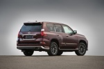 2018 Lexus GX460 Sport Design Package in Claret Mica - Static Rear Right Three-quarter View
