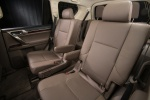 2018 Lexus GX460 Sport Design Package Second Row Captain's Chairs