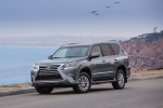 2018 Lexus GX460 in Nebula Gray Pearl - Static Front Left View