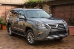 2018 Lexus GX460 in Nebula Gray Pearl - Static Front Right View