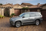 2018 Lexus GX460 in Nebula Gray Pearl - Static Side View