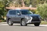 2018 Lexus GX460 in Nebula Gray Pearl - Driving Front Right View
