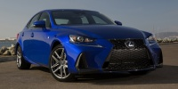 2018 Lexus IS 300, 350 Sedan AWD Review