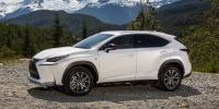 2017 Lexus NX, NX200t, NX300h Hybrid Pictures