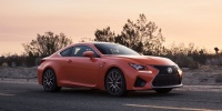 2017 Lexus RC 200t, 300, 350 AWD F-Sport, RC-F V8 Review