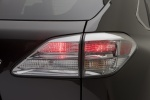 2012 Lexus RX350 Tail Light