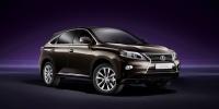 2013 Lexus RX 350 F-Sport, 450h, RX350, RX450h, AWD Review