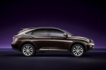 2014 Lexus RX350 in Fire Agate Pearl - Static Side View