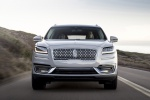 2019 Lincoln Nautilus 2.7T AWD in White Platinum Metallic Tri-Coat - Driving Frontal View