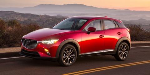 2017 Mazda CX-3 Sport, Grand Touring, AWD, CX3 Review