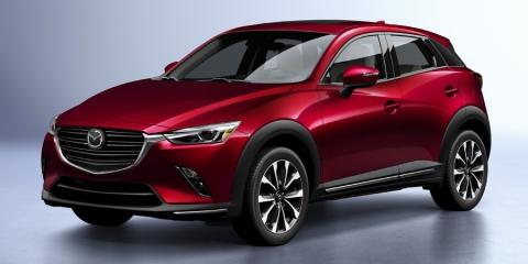 2019 Mazda CX-3 Sport, Grand Touring, AWD, CX3 Review