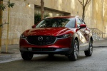 2020 Mazda CX-30 Premium Package AWD in Soul Red Crystal Metallic - Static Front Left View