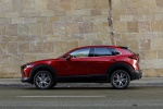 2020 Mazda CX-30 Premium Package AWD in Soul Red Crystal Metallic - Static Side View
