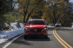 2020 Mazda CX-30 Premium Package AWD in Soul Red Crystal Metallic - Driving Frontal View