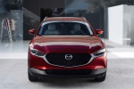 2020 Mazda CX-30 Premium Package AWD in Soul Red Crystal Metallic - Static Frontal View