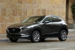 2020 Mazda CX-30 AWD in Machine Gray Metallic - Static Front Left View