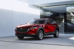 2020 Mazda CX-30 Premium Package AWD in Soul Red Crystal Metallic - Static Front Left Three-quarter View