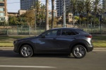 2020 Mazda CX-30 AWD in Machine Gray Metallic - Driving Left Side View