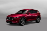 2018 Mazda CX-5 Grand Touring AWD in Soul Red Crystal Metallic - Static Front Left Three-quarter View